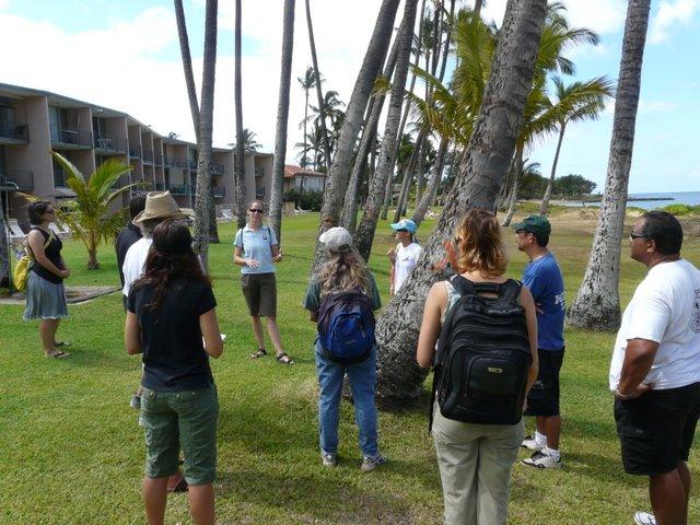 KCA Walks Coastal Heritage Trail With Expertsy 1st day