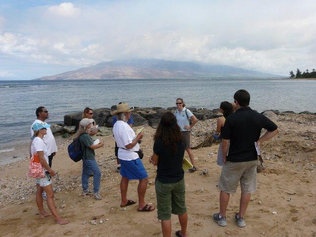 KCA Walks Coastal Heritage Trail With Experts
