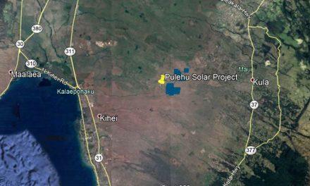 July 14, 2020 Pulehu Solar project public Open House