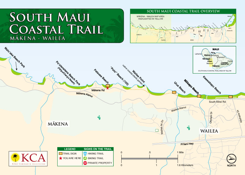 Please Review our Coastal Trail Sign Project