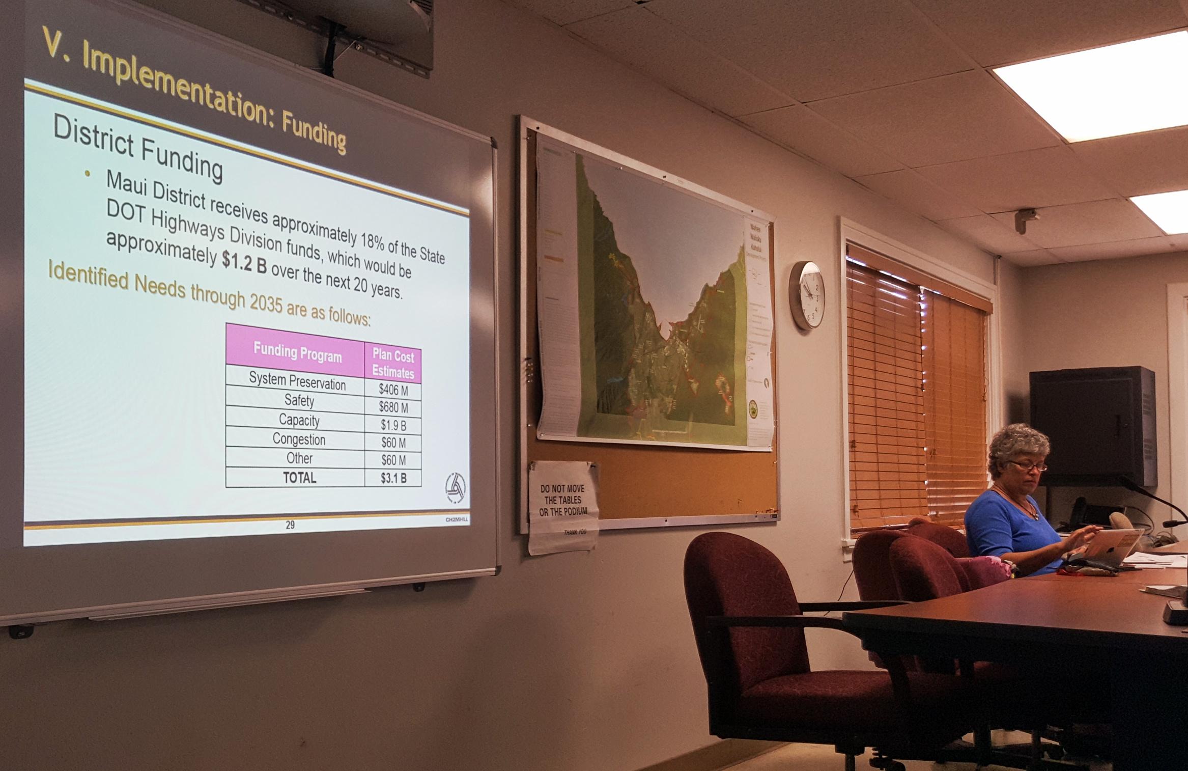 MPO TAC works on interim long-range transportation plan