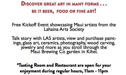 Art Hop in Kihei in September