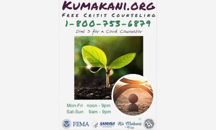 Ku Makani – Free Crisis Counseling