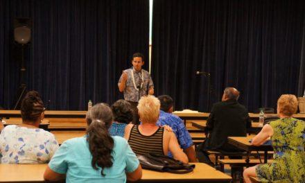 Senator Brian Schatz Hosts Town Hall Meeting July 2 at Kahului Elementary School