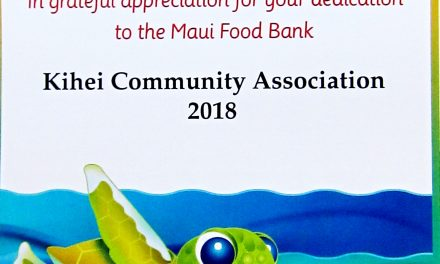 Maui Food Bank Need Continues