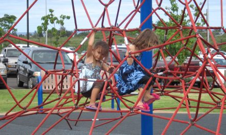 Kihei Park Playground to be Closed February 3 until April 3