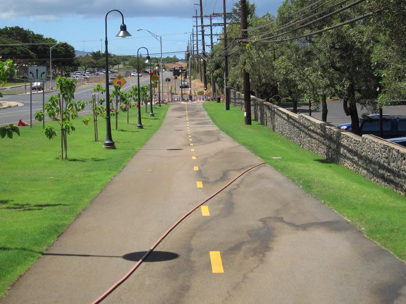 Kalama Park to Makena Bike Ride on September 11, 2021