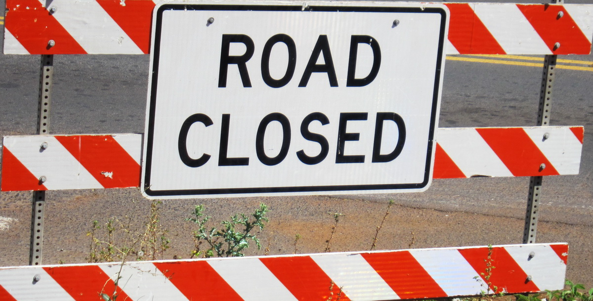 Pi'ilani Highway closes for road construction this week