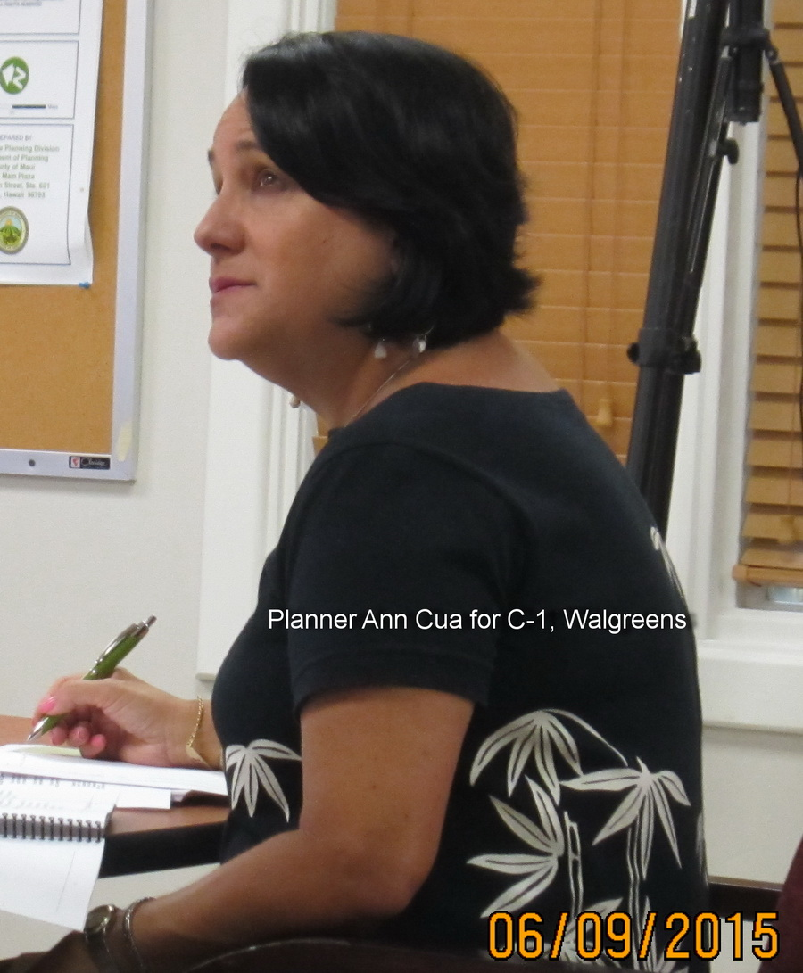 KCA Has Strong Presence at MC Planning Commission