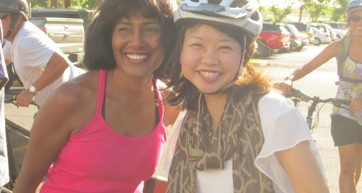 South Maui Bike Ride, Saturday March 9, Kalama Park