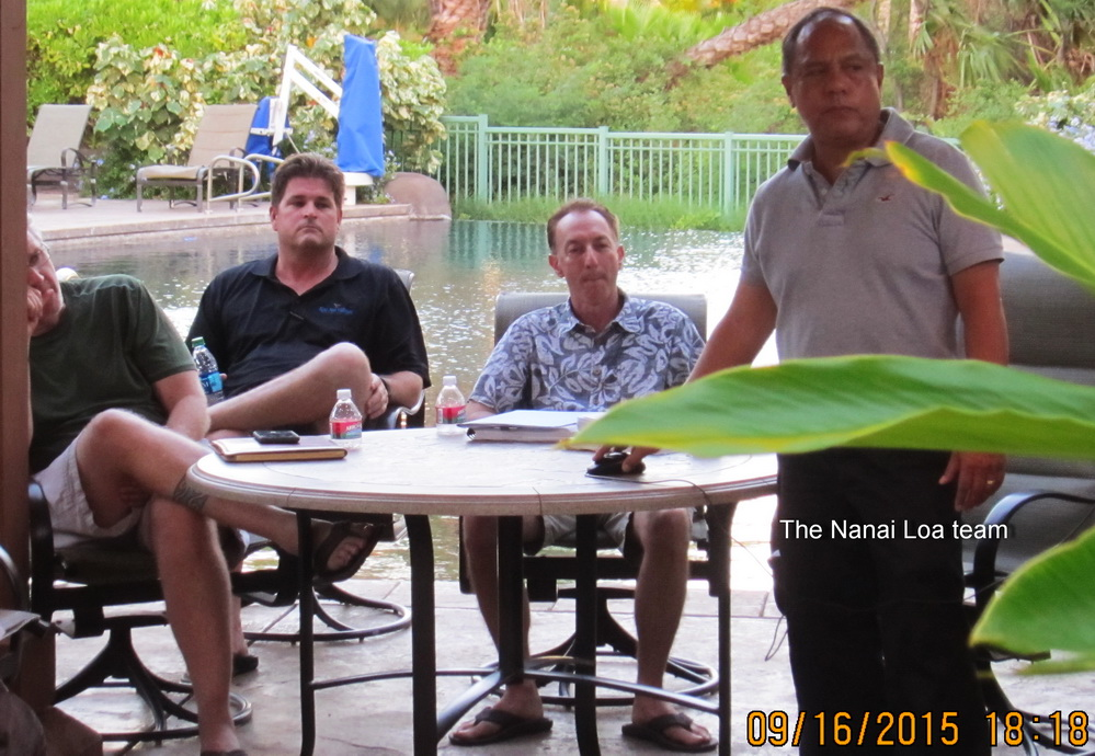 Victory addresses disgruntled residents on S Kihei project