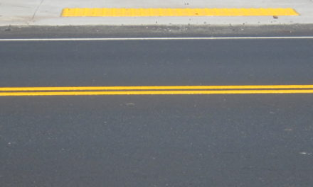 Do You See the Crosswalk?  Watch This Space for One Soon.