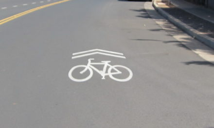 WHAT IS A SHARROW?  DO YOU KNOW WHAT IT MEANS?