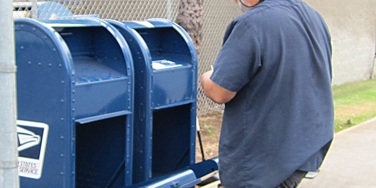 What is new at the Kihei Post Office?