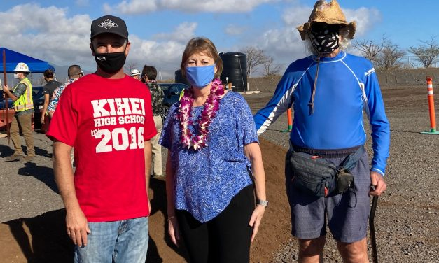 Kihei High School Groundbreaking (again?)