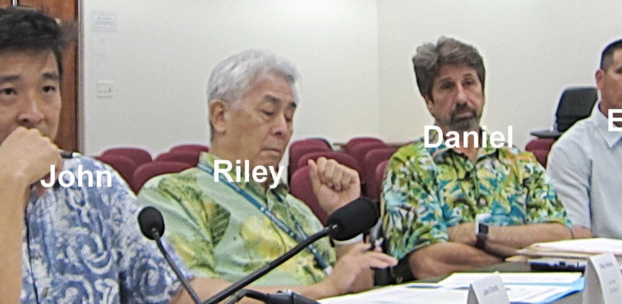 State DOT & DOE Community Directive on South Maui Safe Multimodal Transportation