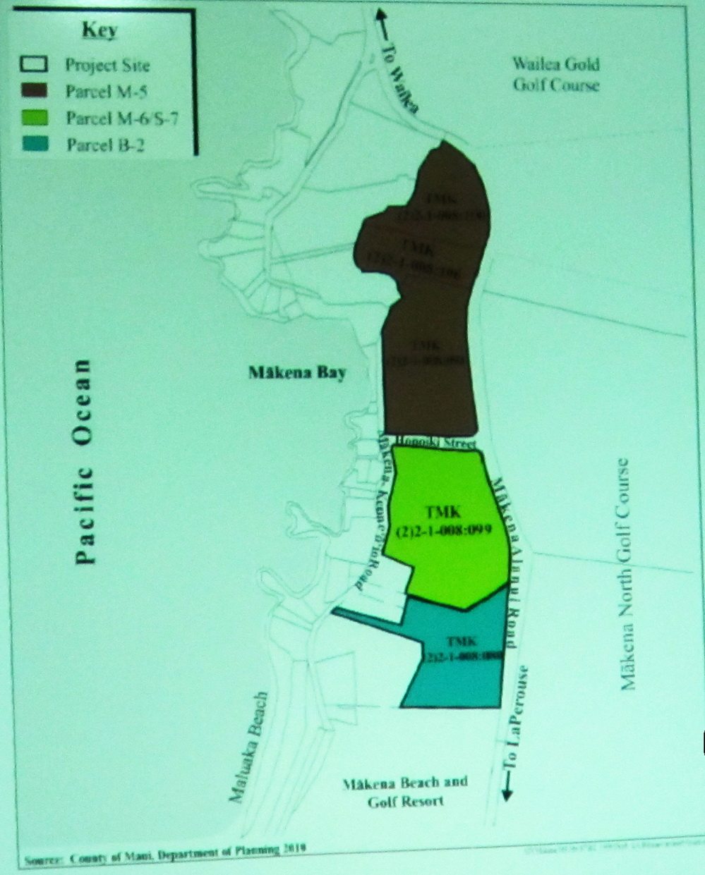 Makena Site Visit Set for 5/18/16 at 9:00 AM For County Planning Commission  on Resort Project