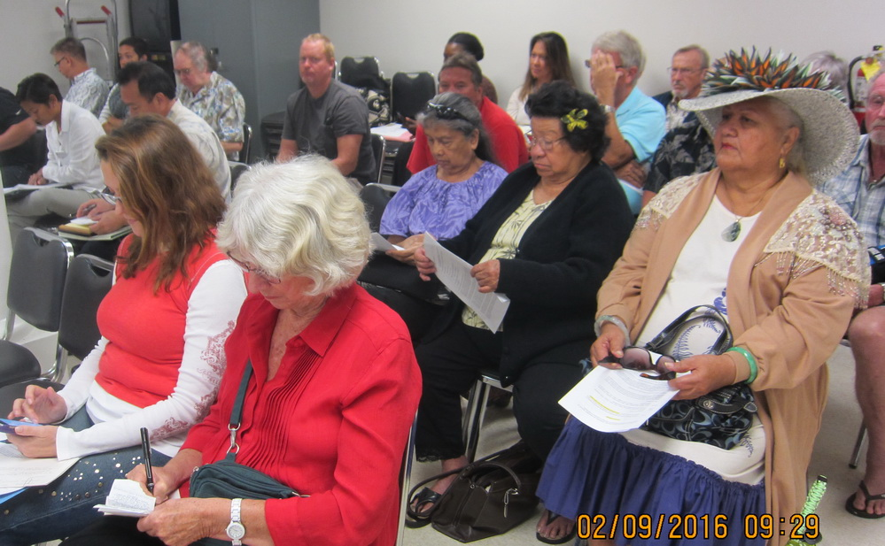 """TWO KIHEI DEVELOPMENTS """"DECIDED"""" AT PLANNING COMMISSION ON TUESDAY  2/9/16"""