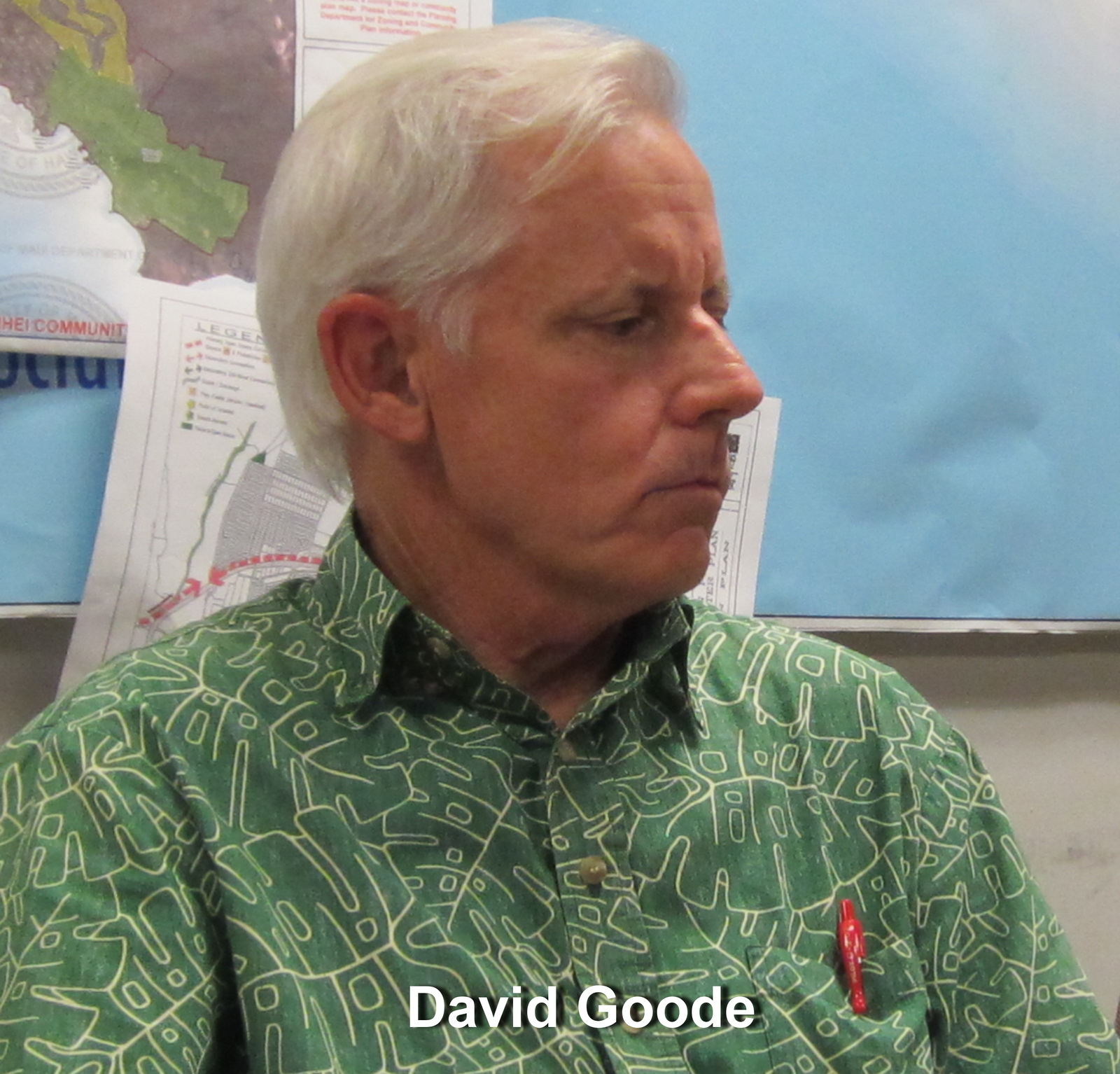 design review committee examines new housing project in wailea