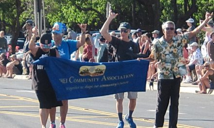 WHALE DAY PARADE RETURNS TO KIHEI