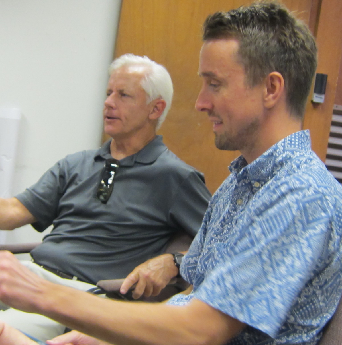 kca design review committee previews plan for wailea residential project