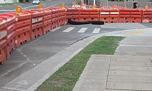 Pi'ilani Hwy at Kulanihakoi Street Slated for Construction, Starting 7/ 27; NO,  11/16