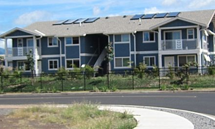 Kaiwahine Village Affordable Apartments Has New Residents Moving In