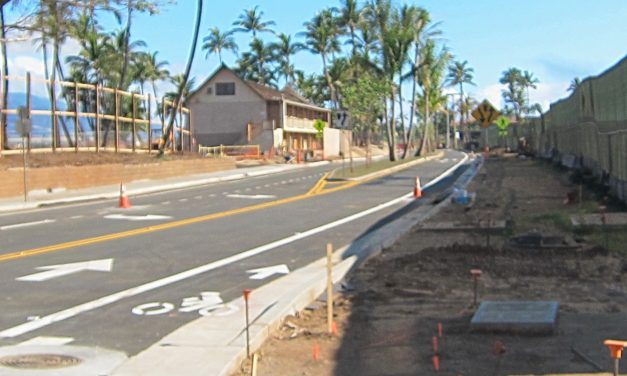 South Maui Bike Ride Next Saturday (12/12/20)