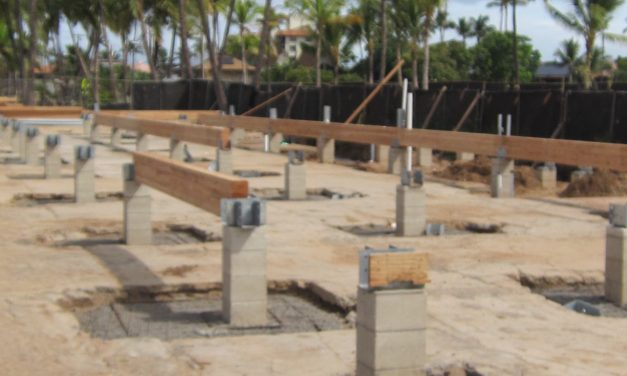 Building makai of South Kihei Road in 2021