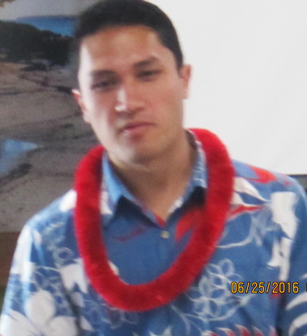 South Maui Rep Kaniela Ing in Kihei this Saturday morning