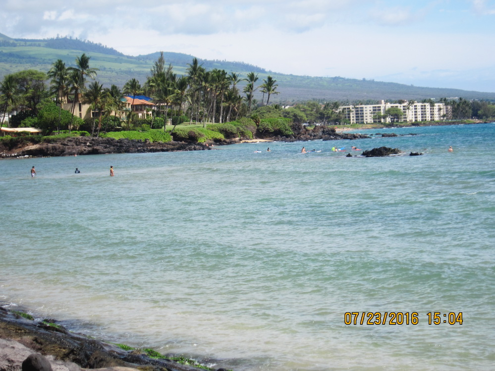 "Another ""ho hum"" for Kihei. Is she coming to Kihei? South Maui? We'll know Sunday Morning"