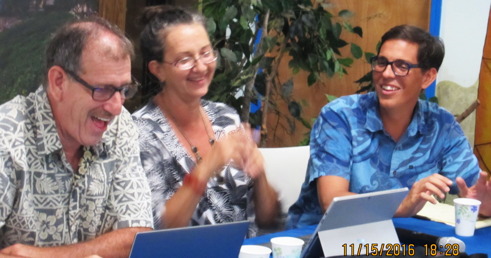 Final 2016 general membership meeting on our marine water quality shows public concern (SEE Video!)