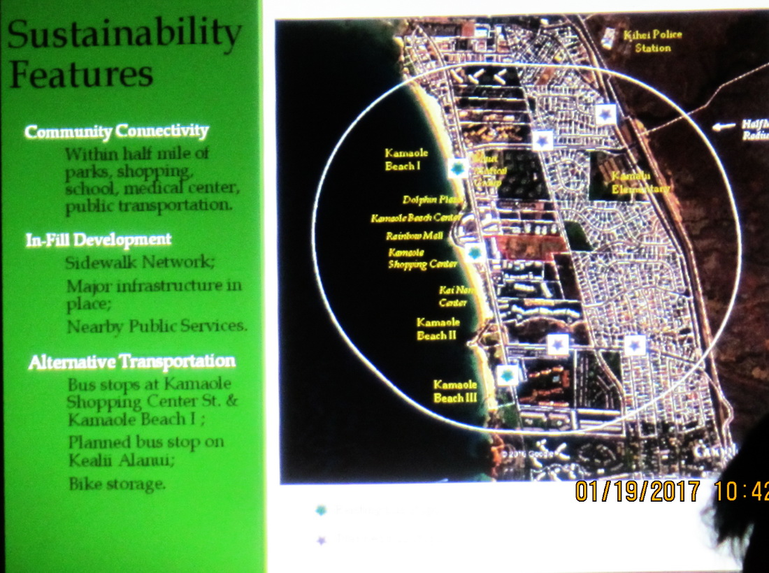 First 2017 Design Review Committee Meeting Examines Kamaole Grand Condo Project for South Kihei
