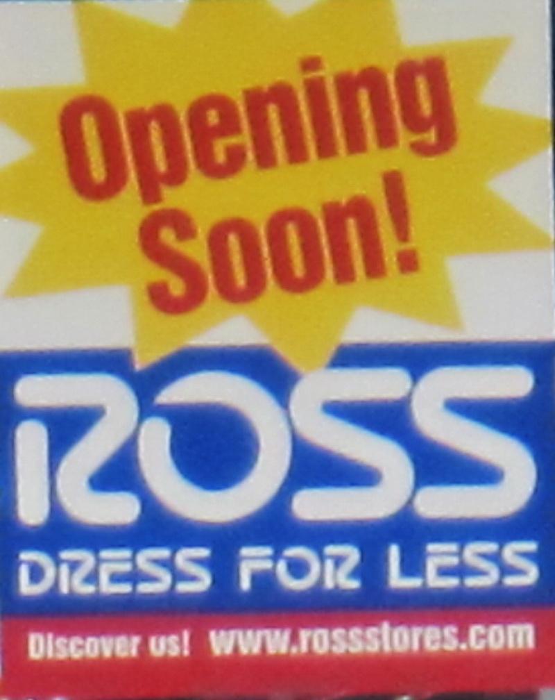 Ross replacing Hilo Hattie's in Kihei