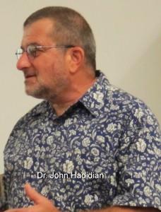 Dr John Hadidian, HSUS