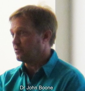Dr John Boone, HSUS