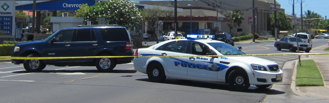 BOMB SCARE IN CENTRAL KIHEI NEAR AZEKA PLAZA THIS MORNING?