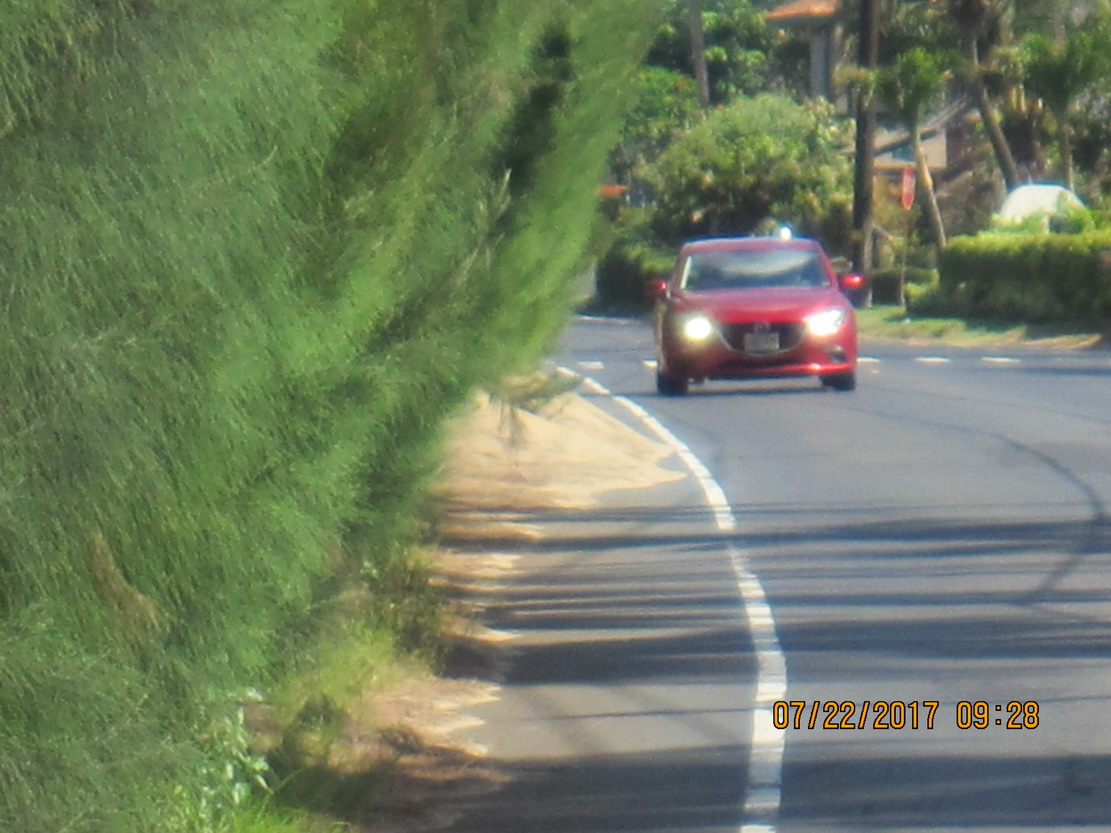Which section of South Kihei Road is most dangerous? VOTE!