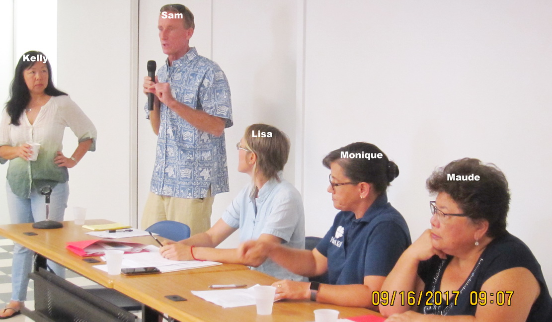 Are You Concerned About Homelessness in Kihei? Then be there on OCT 30!
