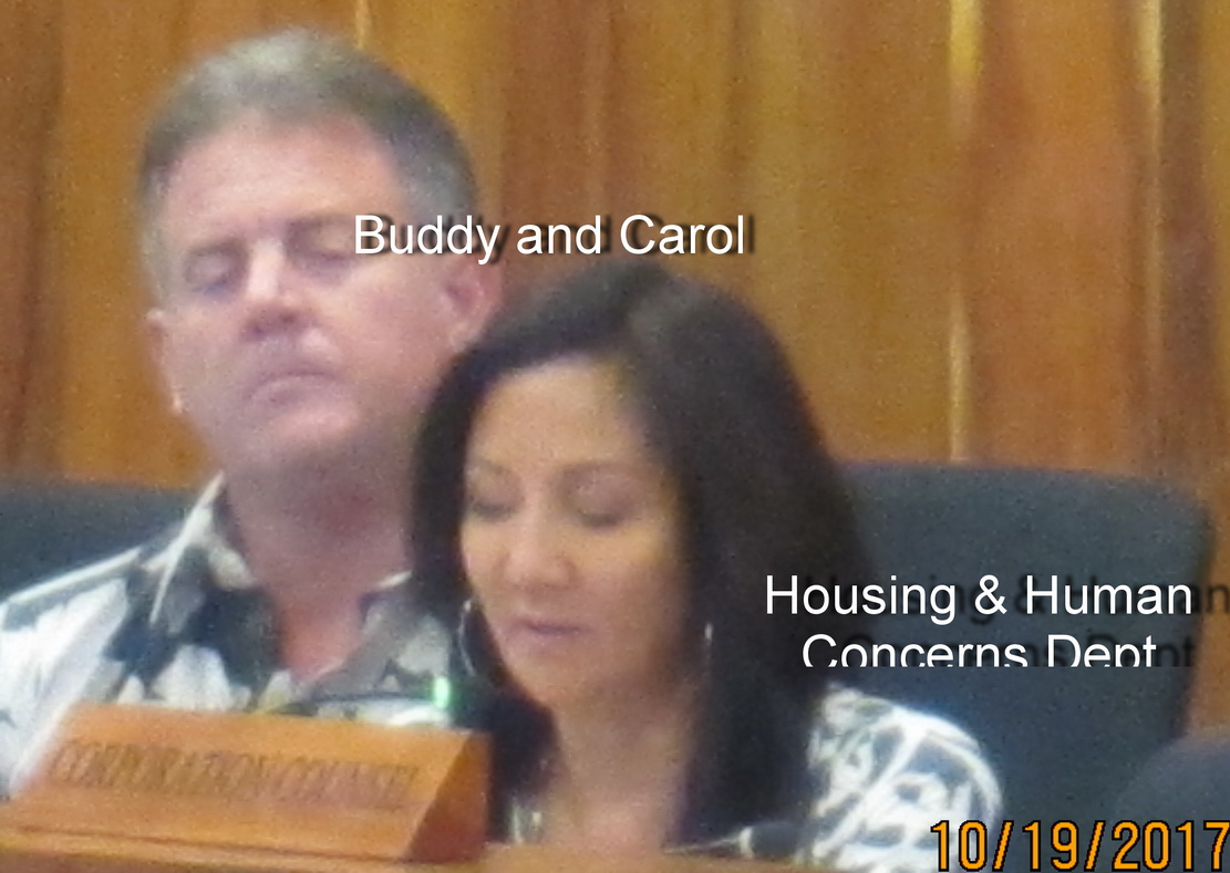KCA one of two to testify at HHT Committee on housing and lack of it