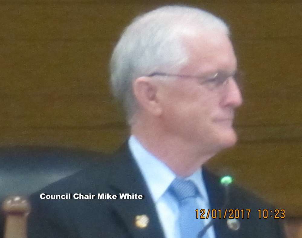 County Council decides to not decide today on some of the major community concerns