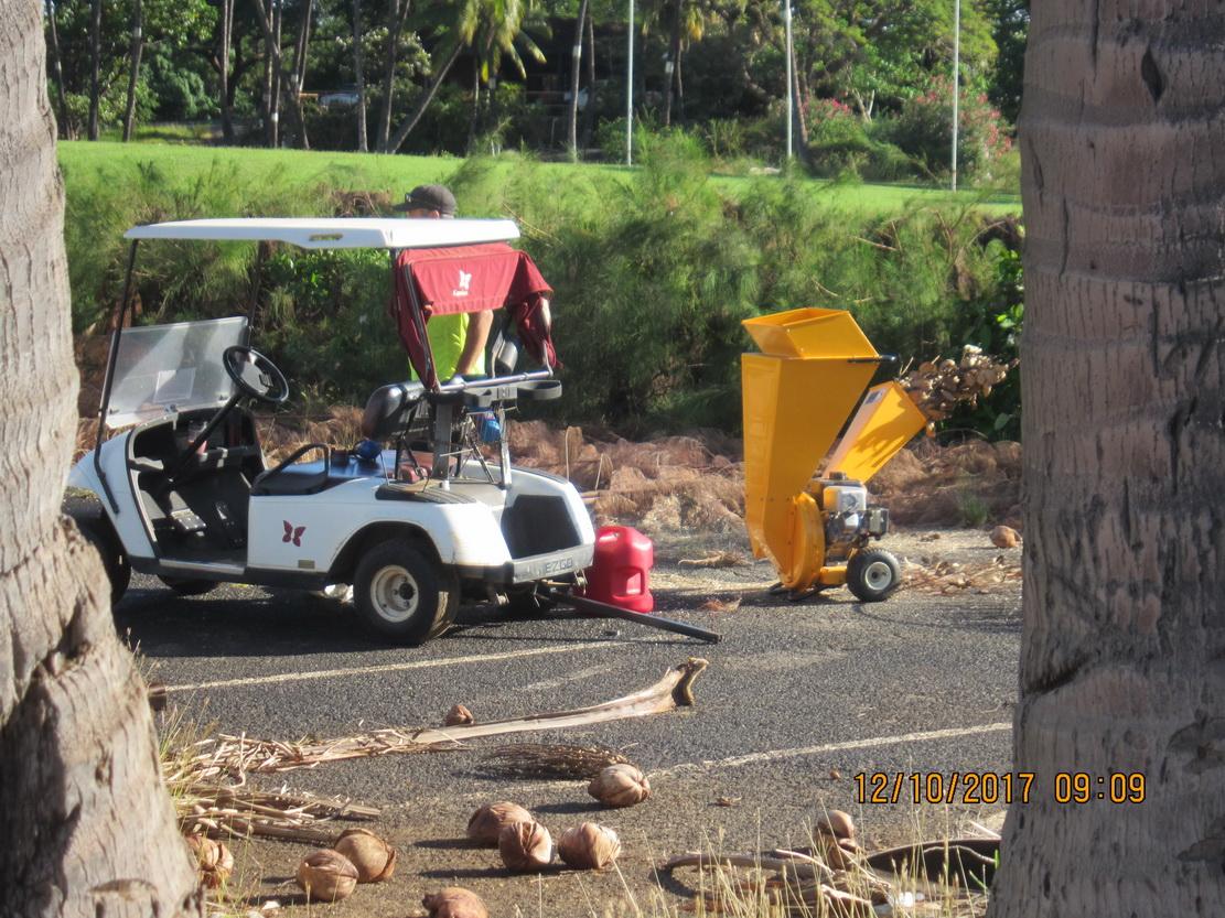 False Alarm on Maui Lu Makai This Morning