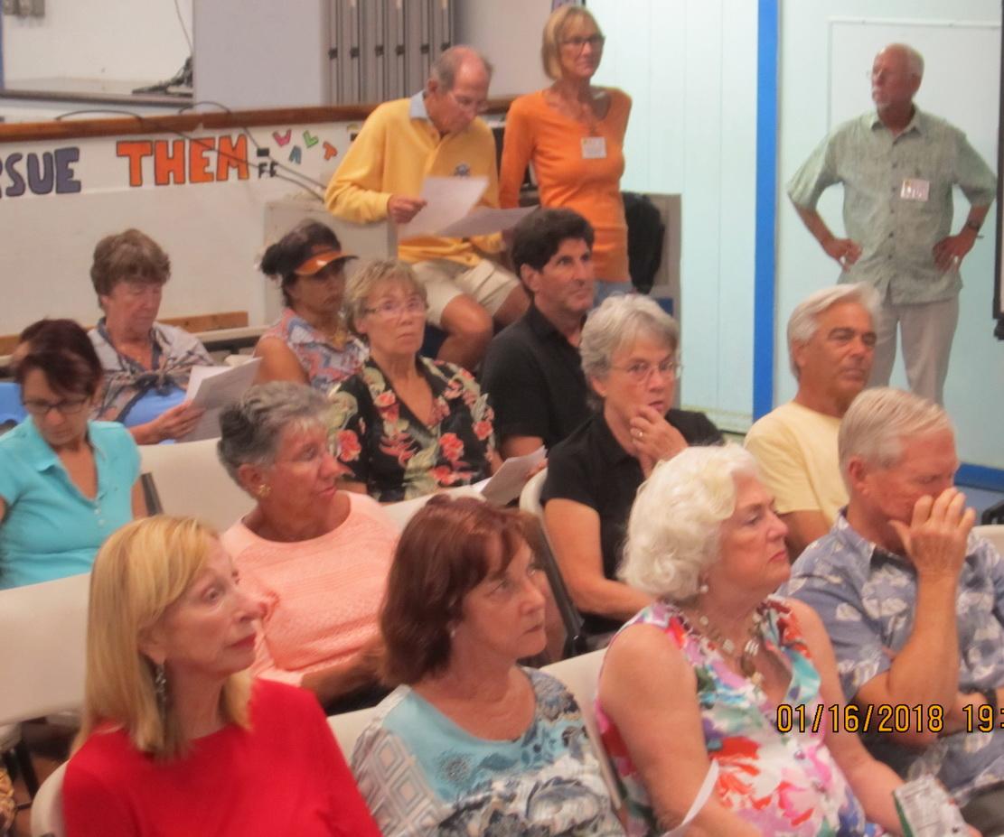 Our South Maui Wahine Legislators alert the Membership and the Community
