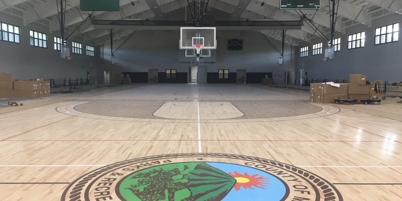 KCA Sneak Peak at New South Maui Gym
