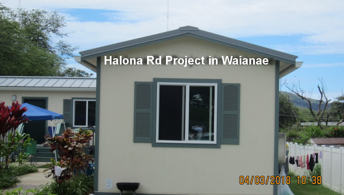 """We travel to Oahu to check out """"alternative"""" housing and shelters. Can this help the current situation in South Maui?"""