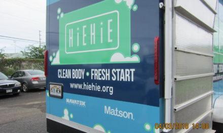 KHAKO Mobile Hygiene Unit in Kihei Soon!