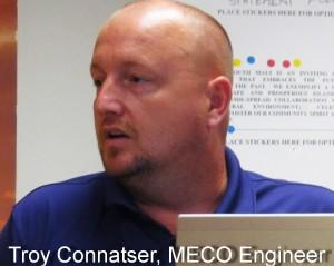 Troy M Connatser, MECOdesign  engineer