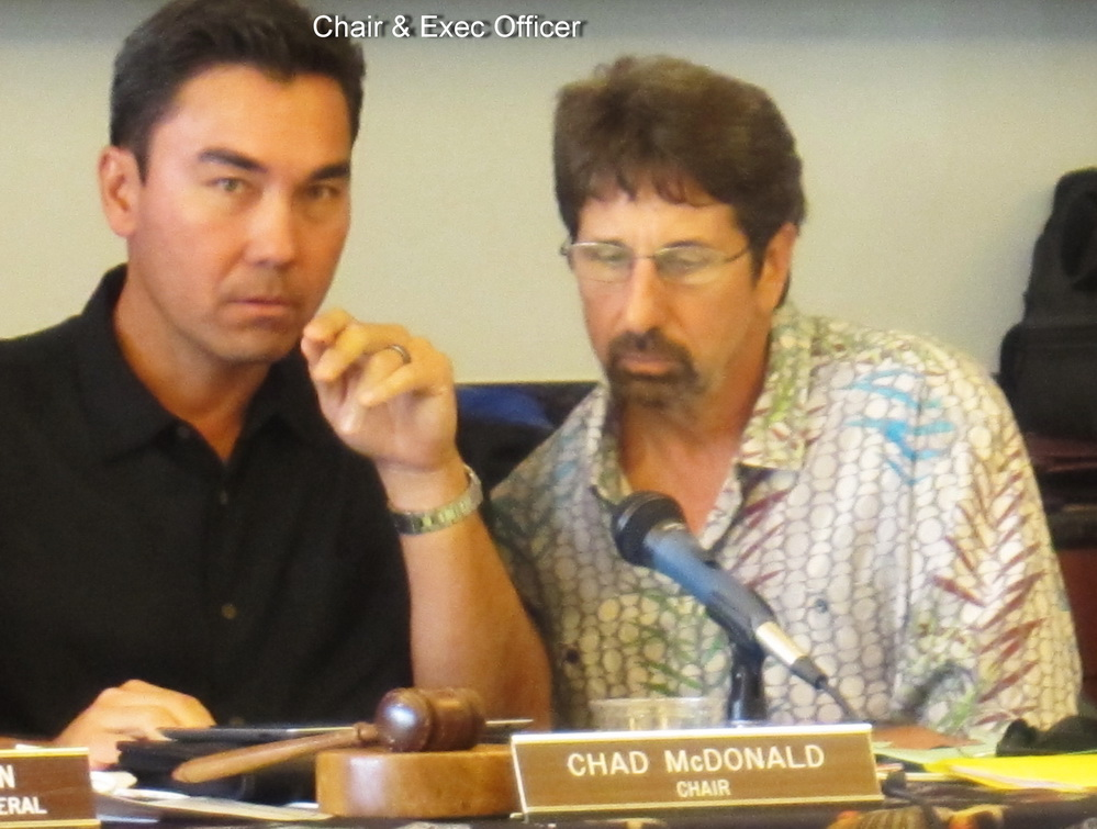 Why is KCA advising on a Commission Meeting THIS MORNING in Kahului on a West Maui Issue?