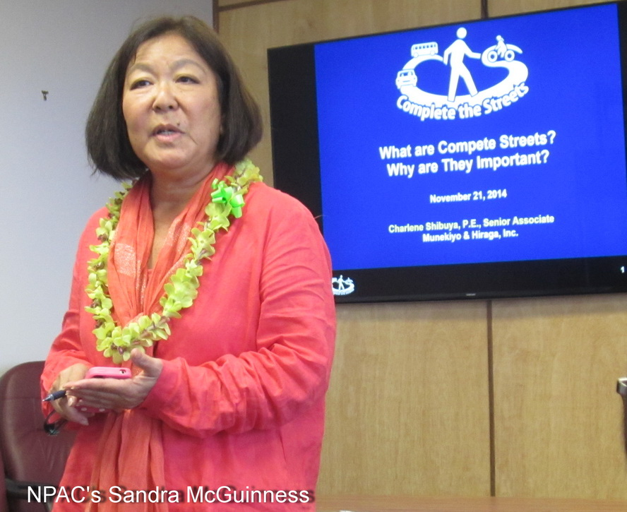 Will THIS plan yield a more pedestrian friendly Maui?