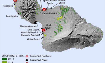 Microbial indicators of marine recreational water quality in Maui, Hawai`i